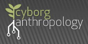 CyborgAnthropologySite
